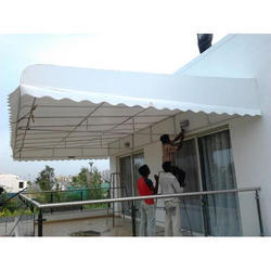 Fixed Retractable Awning