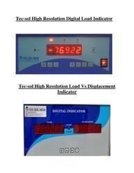 Tec-Sol High Resolution Digital Load  Indicator