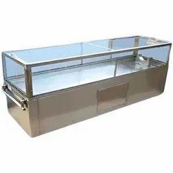 Dead Body Mobile Mortuary Freezer Box