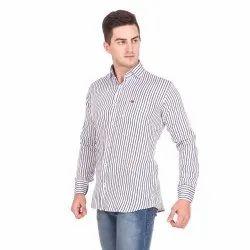 Cotton Plain Mens Party Wear Shirts, Size: M, L, XL, XXL