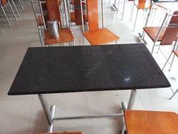 SKM Restaurant Table, Shape: Rectangular