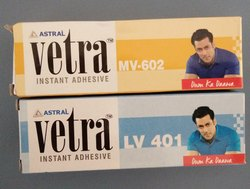 Industrial Grade VETRA LV 401 INSTANT ADHESIVE, 20 Gm