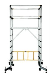 Telescopic Scaffold Portable Safety Working Platform (Youngman Teletower)