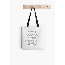 Designer Shopping Reusable Cotton Bag