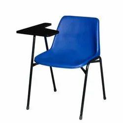 Plastic Writing Pad Study Chair