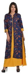 Women Cotton Designer Kurti
