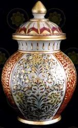 Marble Handicraft Pot