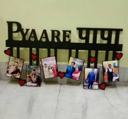 Sublimation Wooden Photo Frame