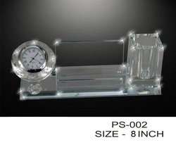 Crystal Desk Organizer
