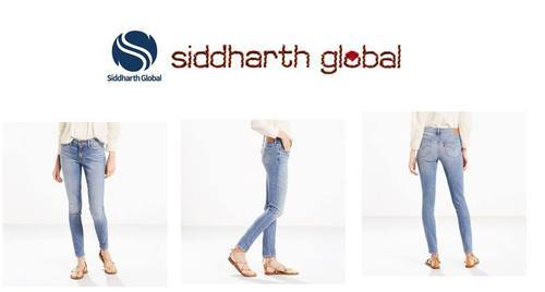 Light Blue Ladies Stretchable Jeans