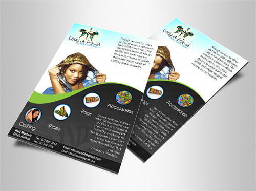 Boutique Flyer Design And Printing In Sector 1 Kolkata Ambrino