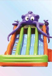 Octopus 4 Row Bouncy