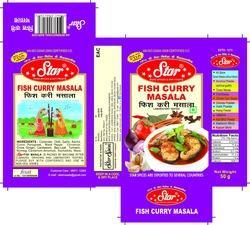 Fish Curry Masala (Pack of 100)
