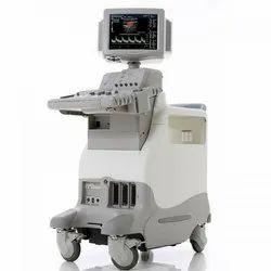 Used GE Logiq 5 Ultrasound Machine