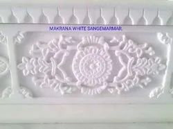 White Marble Antique Carving Work