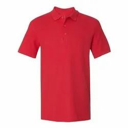 Mens Plain Polo Tshirt