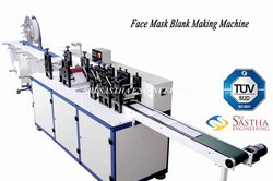 Non Owen Face Mask Making Machine