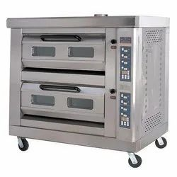 Double Deck Oven Digital with Steam