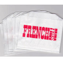 Printed French Fry Pouch
