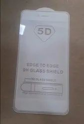 5 D Mobile Tempered Glass