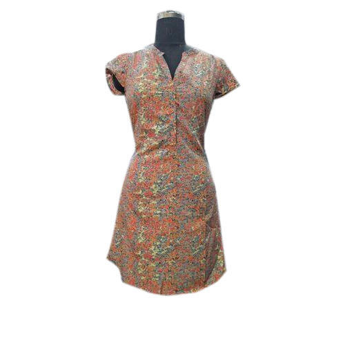 31e61819fb8 Multicolor Medium Polyester Tunic, Rs 200 /piece, Red Rose Garments ...