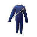 Blue Track Suit
