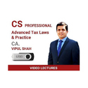 Cs Professional Advanced Tax Laws And Practice Video Lecture