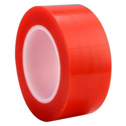 Red Polyester Tapes