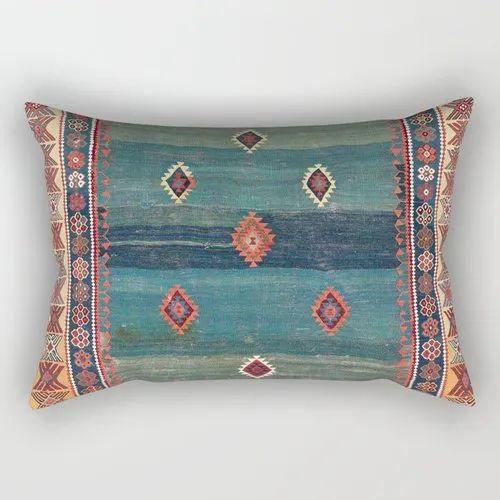 Lumbar Support Pillow Decorative Pillow Cover Custom Printed Pillow