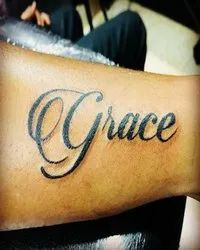 11:30 Am - 10:30 Pm Men Permanent Name Tattoo Services