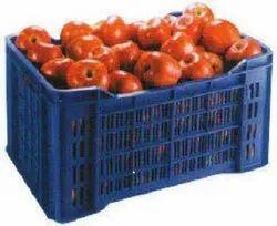 Tomato Plastic Crate