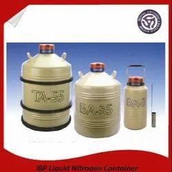 IBP Liquid Nitrogen Container
