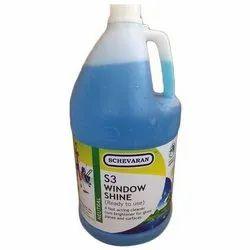 Schevaran S3 Window Shine Liquid Cleaner