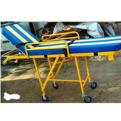 Color Coated Hospital Bed