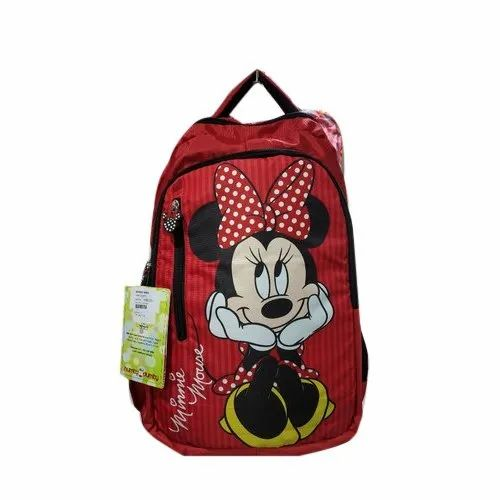 HUMTY DUMTY Matty Red Designer Kids School Bag