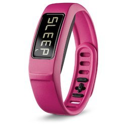 Garmin Vivofit2 Pink - Activity Tracker Heart Rate Monitors