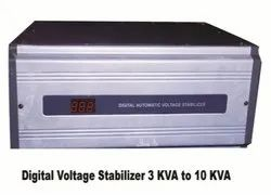 Ratnotech Single Phase And Double Phase Automatic Digital Voltage Stabilizer, 270 V, Warranty: 2 Years