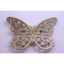 Stainless Steel Butterfly Door Pull  Handle
