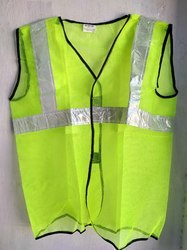 Reflective Safety Jackets, Traffic Control And Sea Patrolling