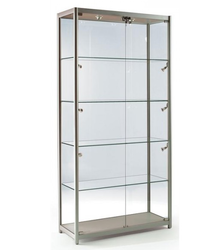 MS, Glass Retail Display Cases