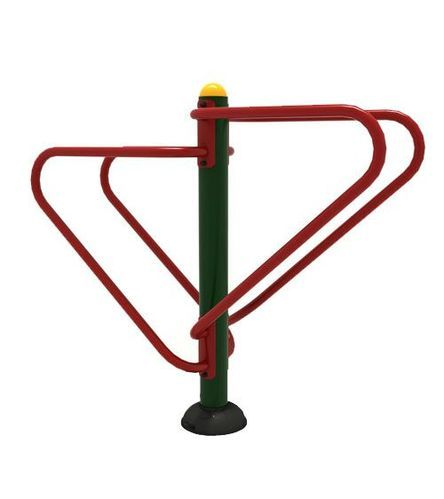 Outdoor Gym Parallel Bars For Fitness