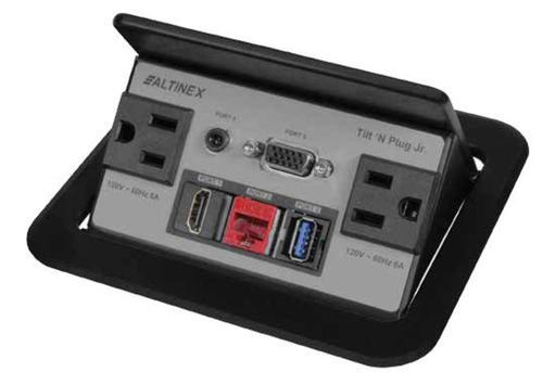 Altinex Cable Cubby 600 Furniture-Mountable Enclosure for Cables