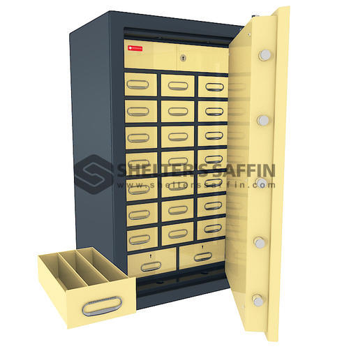 Deposit Locker Safe Cum Deposit Lockers Oem Manufacturer