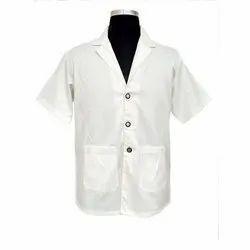 Unisex White Doctor Apron