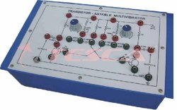 Free Running Multivibrator Trainer