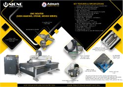 CNC Router Stepper 1325A