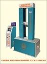 UNIVERSAL WIRE STRESS  RELAXATION TESTING MACHINE 10000 KGS( 10 TONES