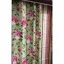 Cotton Fancy Printed Window Curtain