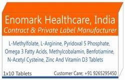 Methylcobalamin Benfotiamine, Omega 3 Fatty Acid Tablet