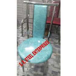 Stainless Steel Round Chair